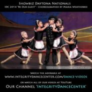 "IDC 2014 ""Be Our Guest"" Choreographed by Maria Weatherbee"