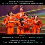 "IDC 2014 ""Off Da Hook"" Choreographed by Maria Weatherbee"