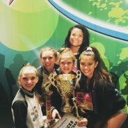 Heal wins Top Score 12 and under routine!!!!